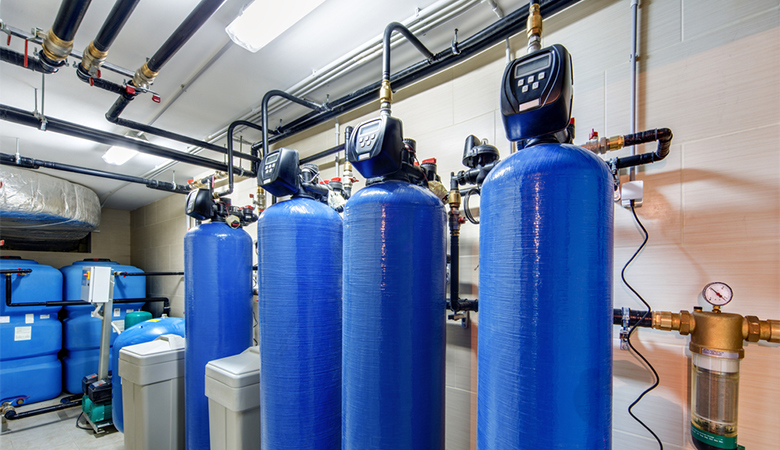 Equipped with Five Stage Purification System